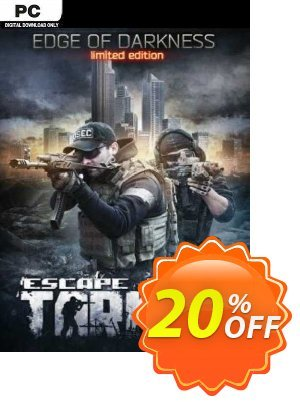 Escape from Tarkov: Edge of Darkness Limited Edition PC (Beta) discount coupon Escape from Tarkov: Edge of Darkness Limited Edition PC (Beta) Deal 2021 CDkeys - Escape from Tarkov: Edge of Darkness Limited Edition PC (Beta) Exclusive Sale offer for iVoicesoft
