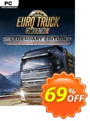 Euro Truck Simulator 2 Legendary Edition PC discount coupon Euro Truck Simulator 2 Legendary Edition PC Deal 2021 CDkeys - Euro Truck Simulator 2 Legendary Edition PC Exclusive Sale offer for iVoicesoft