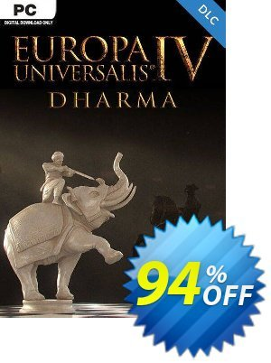 Europa Universalis IV 4 PC Inc. Dharma discount coupon Europa Universalis IV 4 PC Inc. Dharma Deal 2021 CDkeys - Europa Universalis IV 4 PC Inc. Dharma Exclusive Sale offer for iVoicesoft