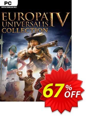 Europa Universalis IV Conquest Collection PC discount coupon Europa Universalis IV Conquest Collection PC Deal 2021 CDkeys - Europa Universalis IV Conquest Collection PC Exclusive Sale offer for iVoicesoft