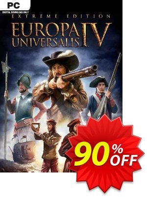 Europa Universalis IV Digital Extreme Edition (EU) PC discount coupon Europa Universalis IV Digital Extreme Edition (EU) PC Deal 2021 CDkeys - Europa Universalis IV Digital Extreme Edition (EU) PC Exclusive Sale offer for iVoicesoft