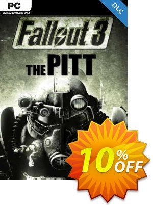 Fallout 3  The Pitt PC discount coupon Fallout 3  The Pitt PC Deal 2021 CDkeys - Fallout 3  The Pitt PC Exclusive Sale offer for iVoicesoft