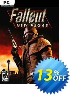Fallout New Vegas PC (DE) discount coupon Fallout New Vegas PC (DE) Deal 2021 CDkeys - Fallout New Vegas PC (DE) Exclusive Sale offer for iVoicesoft