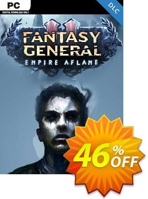 Fantasy General II: Empire Aflame PC - DLC discount coupon Fantasy General II: Empire Aflame PC - DLC Deal 2021 CDkeys - Fantasy General II: Empire Aflame PC - DLC Exclusive Sale offer for iVoicesoft