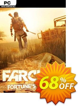 Far Cry 2 Fortune's Edition PC discount coupon Far Cry 2 Fortune's Edition PC Deal 2021 CDkeys - Far Cry 2 Fortune's Edition PC Exclusive Sale offer for iVoicesoft