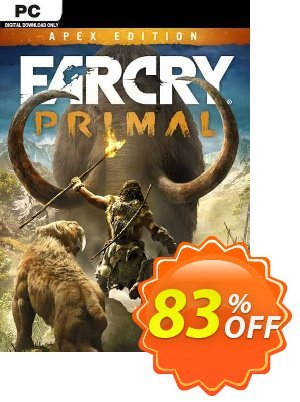 Far Cry Primal - Digital Apex Edition PC (EU) 優惠券,折扣碼 Far Cry Primal - Digital Apex Edition PC (EU) Deal 2021 CDkeys,促銷代碼: Far Cry Primal - Digital Apex Edition PC (EU) Exclusive Sale offer for iVoicesoft