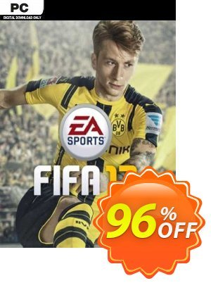 FIFA 17 PC (PL + RU) discount coupon FIFA 17 PC (PL + RU) Deal 2021 CDkeys - FIFA 17 PC (PL + RU) Exclusive Sale offer for iVoicesoft
