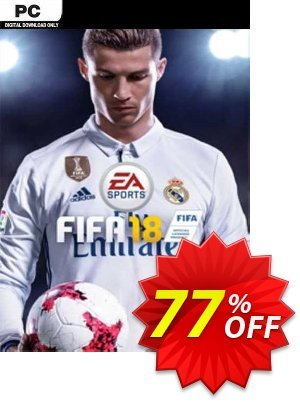 FIFA 18 PC (EU) discount coupon FIFA 18 PC (EU) Deal 2021 CDkeys - FIFA 18 PC (EU) Exclusive Sale offer for iVoicesoft