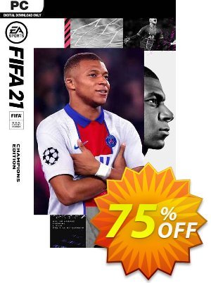 FIFA 21 - Champions Edition PC (EN) discount coupon FIFA 21 - Champions Edition PC (EN) Deal 2021 CDkeys - FIFA 21 - Champions Edition PC (EN) Exclusive Sale offer for iVoicesoft