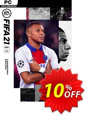 FIFA 21 - Champions Edition PC discount coupon FIFA 21 - Champions Edition PC Deal 2021 CDkeys - FIFA 21 - Champions Edition PC Exclusive Sale offer for iVoicesoft