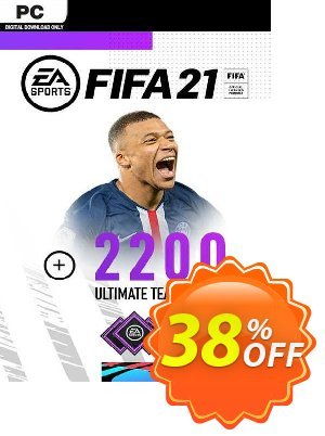 FIFA 21 PC + 2200 FIFA Points Bundle discount coupon FIFA 21 PC + 2200 FIFA Points Bundle Deal 2021 CDkeys - FIFA 21 PC + 2200 FIFA Points Bundle Exclusive Sale offer for iVoicesoft
