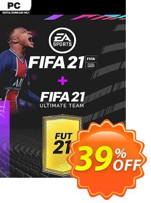 FIFA 21 PC + DLC discount coupon FIFA 21 PC + DLC Deal 2021 CDkeys - FIFA 21 PC + DLC Exclusive Sale offer for iVoicesoft