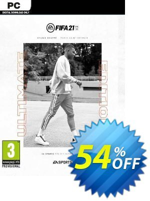FIFA 21 - Ultimate Edition PC discount coupon FIFA 21 - Ultimate Edition PC Deal 2021 CDkeys - FIFA 21 - Ultimate Edition PC Exclusive Sale offer for iVoicesoft