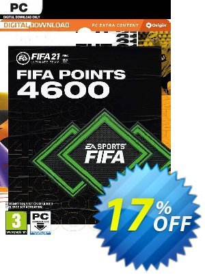 FIFA 21 Ultimate Team 4600 Points Pack PC discount coupon FIFA 21 Ultimate Team 4600 Points Pack PC Deal 2021 CDkeys - FIFA 21 Ultimate Team 4600 Points Pack PC Exclusive Sale offer for iVoicesoft