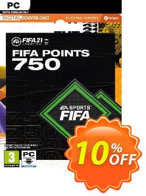 FIFA 21 Ultimate Team 750 Points Pack PC discount coupon FIFA 21 Ultimate Team 750 Points Pack PC Deal 2021 CDkeys - FIFA 21 Ultimate Team 750 Points Pack PC Exclusive Sale offer for iVoicesoft