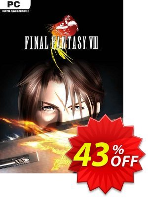 FINAL FANTASY VIII PC discount coupon FINAL FANTASY VIII PC Deal 2021 CDkeys - FINAL FANTASY VIII PC Exclusive Sale offer for iVoicesoft