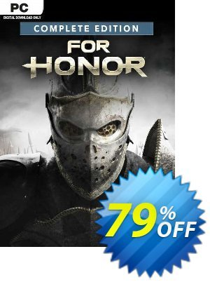 For Honor Complete Edition PC (EU) discount coupon For Honor Complete Edition PC (EU) Deal 2021 CDkeys - For Honor Complete Edition PC (EU) Exclusive Sale offer for iVoicesoft