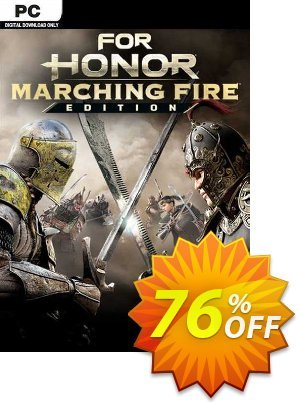 For Honor - Marching Fire Edition PC  (EU) discount coupon For Honor - Marching Fire Edition PC  (EU) Deal 2021 CDkeys - For Honor - Marching Fire Edition PC  (EU) Exclusive Sale offer for iVoicesoft