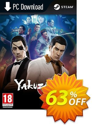 Yakuza 0 PC (EU) 優惠券,折扣碼 Yakuza 0 PC (EU) Deal,促銷代碼: Yakuza 0 PC (EU) Exclusive offer for iVoicesoft