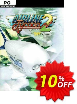 Airline Tycoon 2 PC discount coupon Airline Tycoon 2 PC Deal 2021 CDkeys - Airline Tycoon 2 PC Exclusive Sale offer for iVoicesoft