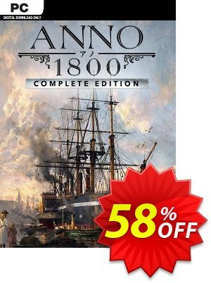 Anno 1800 - Complete Edition PC (EU) discount coupon Anno 1800 - Complete Edition PC (EU) Deal 2021 CDkeys - Anno 1800 - Complete Edition PC (EU) Exclusive Sale offer for iVoicesoft