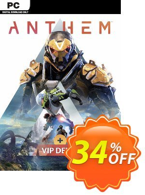 Anthem PC + VIP Demo discount coupon Anthem PC + VIP Demo Deal 2021 CDkeys - Anthem PC + VIP Demo Exclusive Sale offer for iVoicesoft
