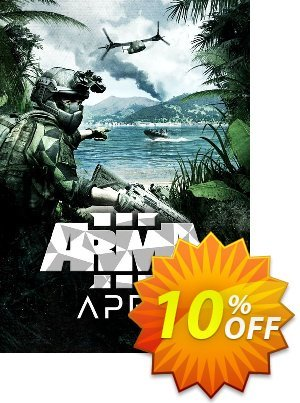 Arma 3: PC Apex DLC 優惠券,折扣碼 Arma 3: PC Apex DLC Deal 2021 CDkeys,促銷代碼: Arma 3: PC Apex DLC Exclusive Sale offer for iVoicesoft