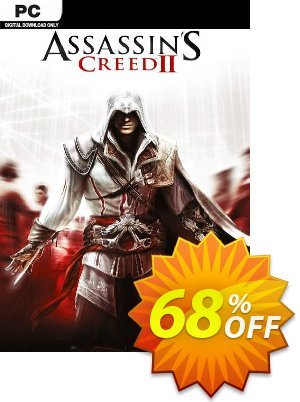 Assassin's Creed 2 PC discount coupon Assassin's Creed 2 PC Deal 2021 CDkeys - Assassin's Creed 2 PC Exclusive Sale offer for iVoicesoft