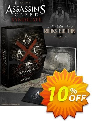 Assassins Creed Syndicate The Rooks Edition PC discount coupon Assassins Creed Syndicate The Rooks Edition PC Deal 2021 CDkeys - Assassins Creed Syndicate The Rooks Edition PC Exclusive Sale offer for iVoicesoft