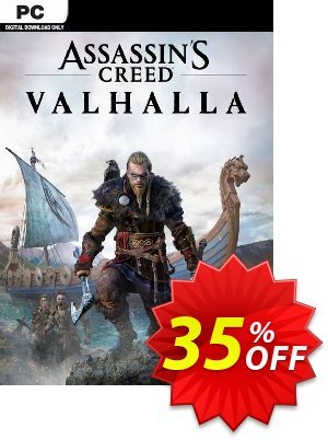 Assassin's Creed Valhalla PC (EU) discount coupon Assassin's Creed Valhalla PC (EU) Deal 2021 CDkeys - Assassin's Creed Valhalla PC (EU) Exclusive Sale offer for iVoicesoft