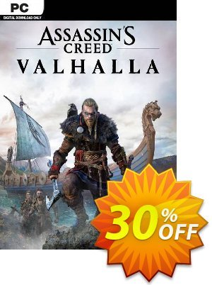 Assassin's Creed Valhalla PC discount coupon Assassin's Creed Valhalla PC Deal 2021 CDkeys - Assassin's Creed Valhalla PC Exclusive Sale offer for iVoicesoft
