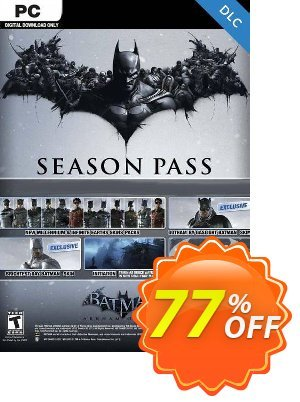 Batman: Arkham Origins - Season Pass PC-DLC discount coupon Batman: Arkham Origins - Season Pass PC-DLC Deal 2021 CDkeys - Batman: Arkham Origins - Season Pass PC-DLC Exclusive Sale offer for iVoicesoft