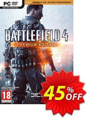 Battlefield 4 Inc Premium Edition DLC PC discount coupon Battlefield 4 Inc Premium Edition DLC PC Deal 2021 CDkeys - Battlefield 4 Inc Premium Edition DLC PC Exclusive Sale offer for iVoicesoft