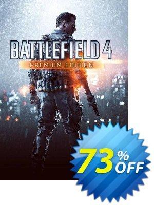 Battlefield 4 Premium Edition PC discount coupon Battlefield 4 Premium Edition PC Deal 2021 CDkeys - Battlefield 4 Premium Edition PC Exclusive Sale offer for iVoicesoft