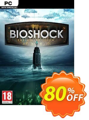 BioShock The Collection PC discount coupon BioShock The Collection PC Deal 2021 CDkeys - BioShock The Collection PC Exclusive Sale offer for iVoicesoft