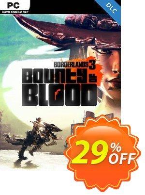 Borderlands 3: Bounty of Blood PC - DLC (EPIC) (EU) discount coupon Borderlands 3: Bounty of Blood PC - DLC (EPIC) (EU) Deal 2021 CDkeys - Borderlands 3: Bounty of Blood PC - DLC (EPIC) (EU) Exclusive Sale offer for iVoicesoft