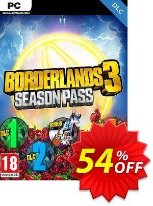 Borderlands 3 - Season Pass PC (Steam) discount coupon Borderlands 3 - Season Pass PC (Steam) Deal 2021 CDkeys - Borderlands 3 - Season Pass PC (Steam) Exclusive Sale offer for iVoicesoft