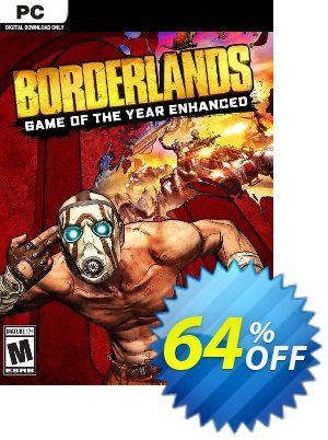Borderlands Game of the Year PC (WW) discount coupon Borderlands Game of the Year PC (WW) Deal 2021 CDkeys - Borderlands Game of the Year PC (WW) Exclusive Sale offer for iVoicesoft