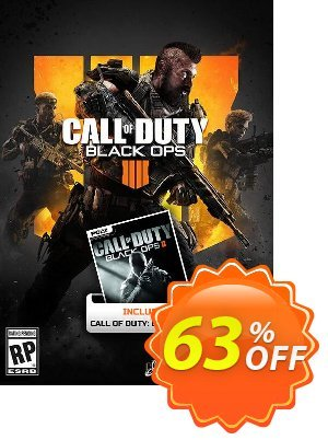 Call of Duty Black Ops 4 Inc Black Ops 2 PC discount coupon Call of Duty Black Ops 4 Inc Black Ops 2 PC Deal 2021 CDkeys - Call of Duty Black Ops 4 Inc Black Ops 2 PC Exclusive Sale offer for iVoicesoft