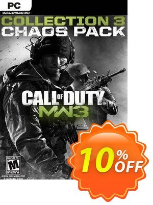 Call of Duty Modern Warfare 3 Collection 3 Chaos Pack PC discount coupon Call of Duty Modern Warfare 3 Collection 3 Chaos Pack PC Deal 2021 CDkeys - Call of Duty Modern Warfare 3 Collection 3 Chaos Pack PC Exclusive Sale offer for iVoicesoft