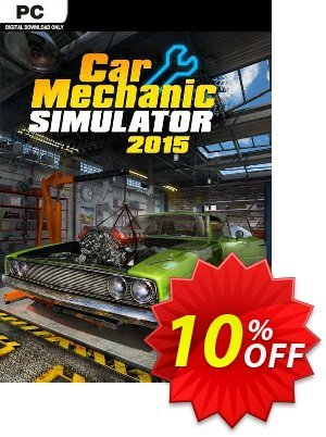 Car Mechanic Simulator 2015 PC discount coupon Car Mechanic Simulator 2015 PC Deal 2021 CDkeys - Car Mechanic Simulator 2015 PC Exclusive Sale offer for iVoicesoft
