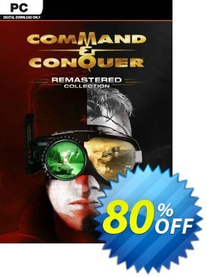 Command & Conquer Remastered Collection PC discount coupon Command & Conquer Remastered Collection PC Deal 2021 CDkeys - Command & Conquer Remastered Collection PC Exclusive Sale offer for iVoicesoft