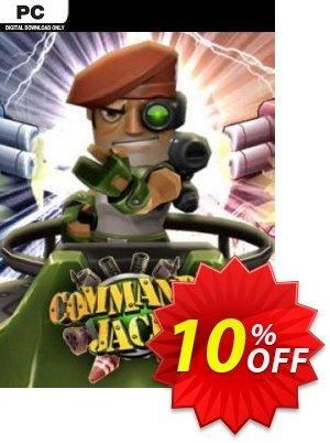 Commando Jack PC Coupon discount Commando Jack PC Deal 2021 CDkeys