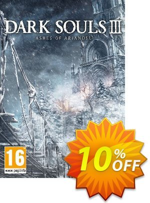 Dark Souls III 3 PC - Ashes of Ariandel DLC Coupon discount Dark Souls III 3 PC - Ashes of Ariandel DLC Deal - Dark Souls III 3 PC - Ashes of Ariandel DLC Exclusive offer for iVoicesoft