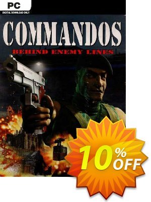 Commandos Behind Enemy Lines PC discount coupon Commandos Behind Enemy Lines PC Deal 2021 CDkeys - Commandos Behind Enemy Lines PC Exclusive Sale offer for iVoicesoft