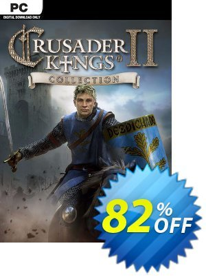 Crusader Kings II 2 Collection PC discount coupon Crusader Kings II 2 Collection PC Deal 2021 CDkeys - Crusader Kings II 2 Collection PC Exclusive Sale offer for iVoicesoft