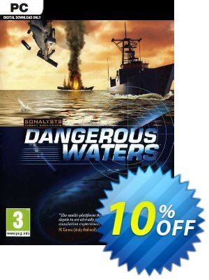 Dangerous Waters PC 優惠券,折扣碼 Dangerous Waters PC Deal 2021 CDkeys,促銷代碼: Dangerous Waters PC Exclusive Sale offer for iVoicesoft