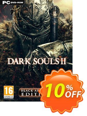 Dark Souls II 2 - Black Armour Edition PC discount coupon Dark Souls II 2 - Black Armour Edition PC Deal 2021 CDkeys - Dark Souls II 2 - Black Armour Edition PC Exclusive Sale offer for iVoicesoft