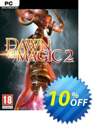 Dawn of Magic 2 PC discount coupon Dawn of Magic 2 PC Deal 2021 CDkeys - Dawn of Magic 2 PC Exclusive Sale offer for iVoicesoft