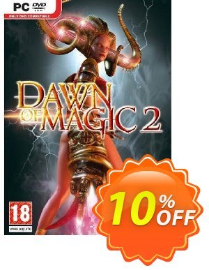 Dawn of Magic 2 (PC) discount coupon Dawn of Magic 2 (PC) Deal 2021 CDkeys - Dawn of Magic 2 (PC) Exclusive Sale offer for iVoicesoft